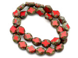 Czech Glass Beads 9mm (CZ514)