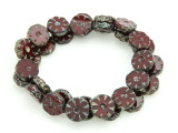 Czech Glass Beads 12mm (CZ494)
