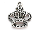 Crown - Pewter Pendant (PW1000)