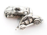 Little Car - Pewter Pendant (PW1005)