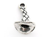 Party Hat - Pewter Pendant (PW1008)