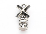 Windmill - Pewter Pendant (PW1065)