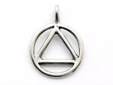 Recovery - Pewter Pendant (PW594)