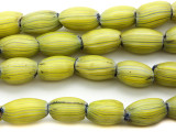 Onionskin - Old African Trade Beads (RF338)