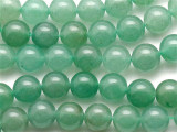 Green Aventurine Round Gemstone Beads 10mm (GS2361)