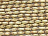 Brass Rice Beads 10mm (ME5624)