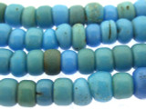 Old Turquoise Padre Trade Beads 10mm (AT3401)