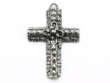 Mexican Cross - Pewter Pendant (PW29)