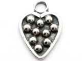 Heart - Pewter Pendant (PW57)