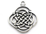 Celtic Knotwork - Pewter Pendant (PW63)