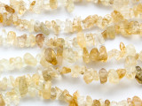 "Citrine Chip Gemstone Beads - 32"" strand (GS105)"