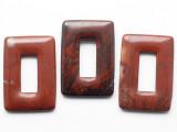 Red Jasper Pendant 50mm (AP1149)