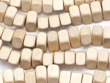 Irregular Slice/Block Wood Beads 14mm - Philippines (WD835)