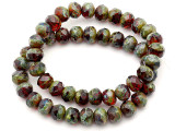 Czech Glass Beads 8mm (CZ565)