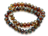 Czech Glass Beads 8mm (CZ573)