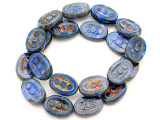 Czech Glass Beads 17mm (CZ607)