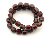 Czech Glass Beads 7mm (CZ671)