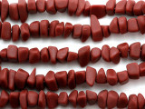 Burgundy Red Nugget Resin Beads 15mm (RES500)