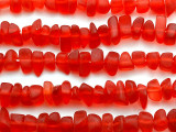Cherry Red Nugget Resin Beads 15mm (RES504)