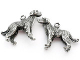 Dog - Pewter Pendant (PW1110)