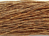 Tiny Copper Beads 1-2mm - Ethiopia (ME5659)