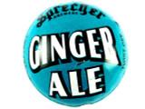 Sprecher Ginger Ale Bottle Cap Bead - Large 21mm (BCB68)