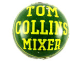 Tom Collins Bottle Cap Bead - Large 21mm (BCB75)