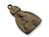 Thai Buddhist Amulet 61mm (TA260)
