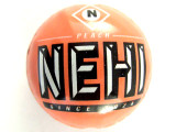 Nehi Peach Soda Bottle Cap Bead - Large 21mm (BCB106)