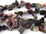 Tourmaline Petal Gemstone Beads 10mm (GS3139)