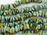 Turquoise Chip Beads 3-8mm (TUR1148)