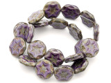 Czech Glass Beads 15mm (CZ832)