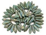 Czech Glass Beads 15mm (CZ737)