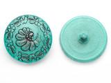 Czech Glass Button 32mm (CZ5033)