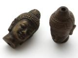 Bronze Buddha Amulet 30mm (AP1467)