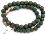 Old Jatim Majapahit Glass Beads 10-17mm (RF609)