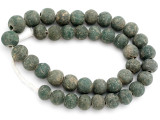 Old Jatim Majapahit Glass Beads 14-17mm (RF613)