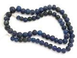 Old Jatim Majapahit Glass Beads 8-10mm (RF639)