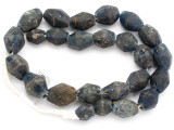 Old Jatim Majapahit Glass Beads 17-26mm (RF640)