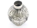 Tribal Silver Large Bead - Afghanistan 43mm (AF338)
