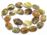 Brandy Opal Faceted Gemstone Beads 12-20mm (GS3472)