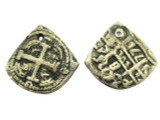 """Replica of """"Pieces of Eight"""" Coin 26mm (GUA480)"""