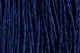 "Navy Blue Hand Stitched Silk Cord 42"" (SK30)"