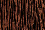 "Brown Hand Stitched Silk Cord 42"" (SK42)"