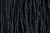 "Dark Slate Blue Hand Stitched Silk Cord 42"" (SK49)"