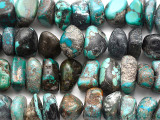 Turquoise Large Nugget Beads 18-25mm (TUR1174)