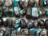 Turquoise Large Nugget Beads 18-28mm (TUR1176)