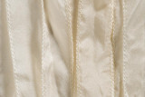 "Ivory Hand Stitched Silk Ribbon 42"" (SK3019)"