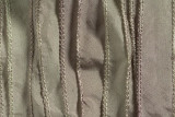 "Warm Gray Hand Stitched Silk Ribbon 42"" (SK3025)"