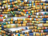 Assortment of Sandcast Glass Beads (SC304)